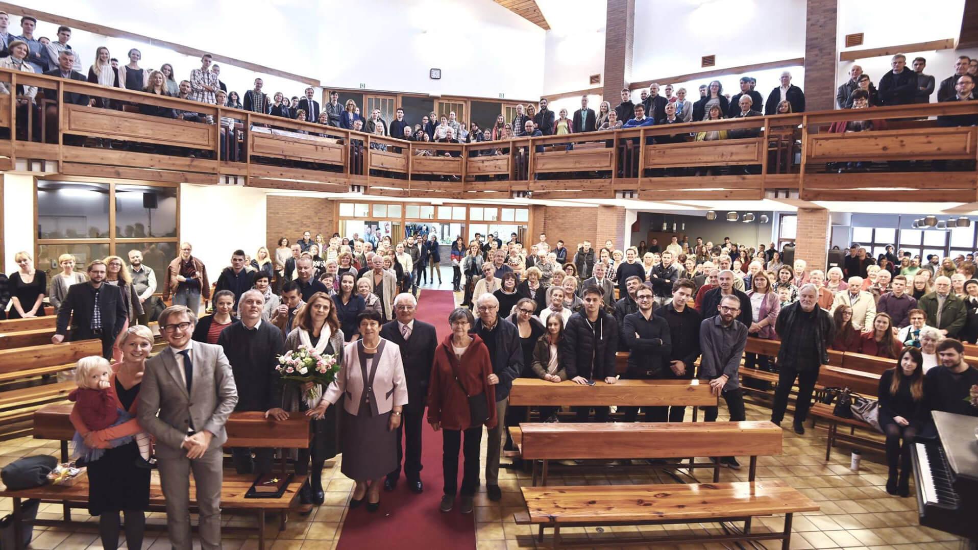 I Zbór Kościoła Chrześcijan Baptystów