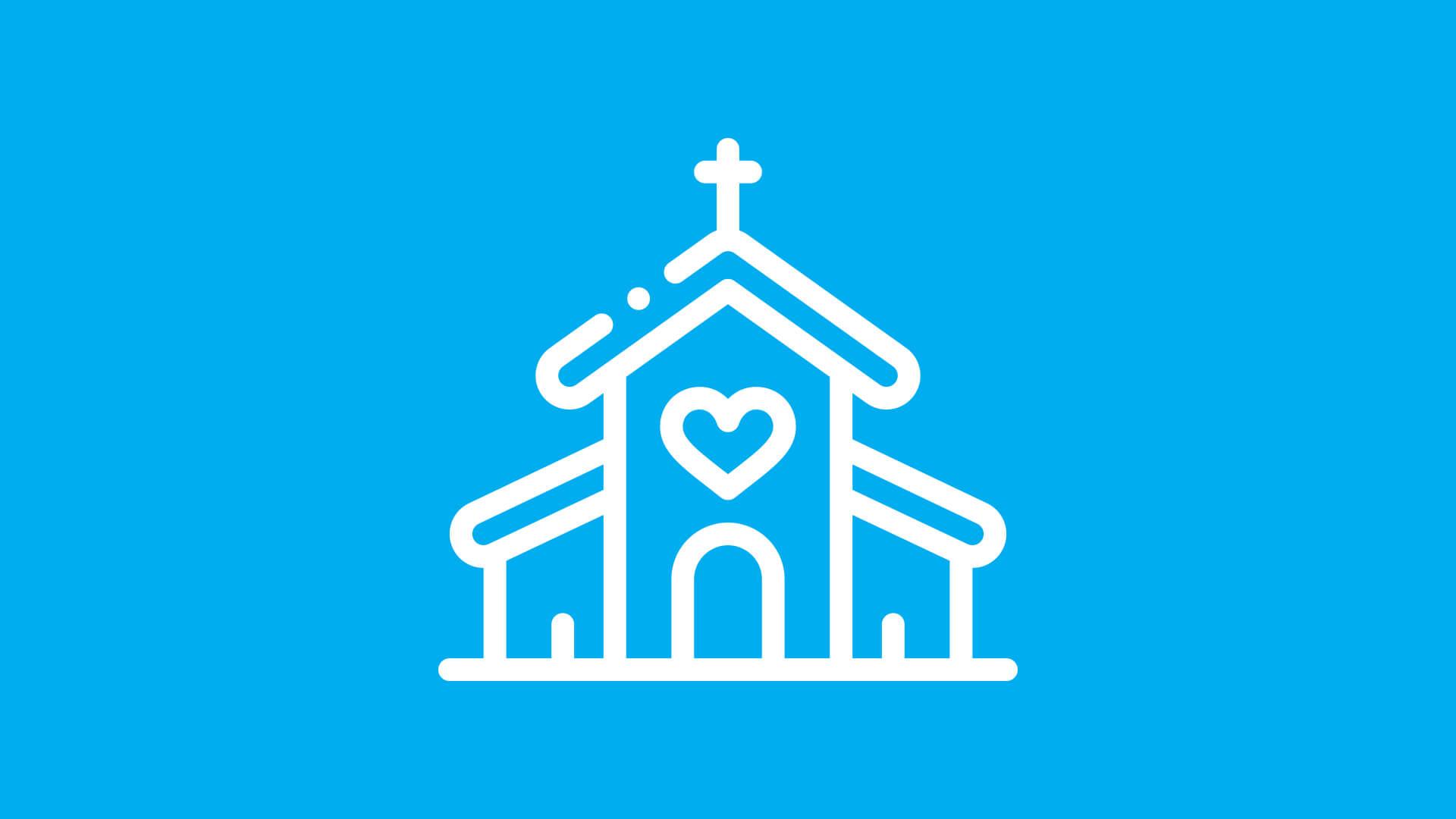 kościół wspierający